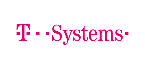 T-Systems Logo - Referenz