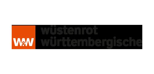 Wüstenrot & Württembergische Logo - Referenz