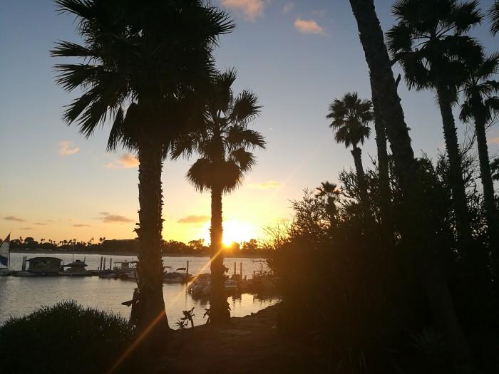 itdesign bei der RegoUniversity 2019 | Sonnenuntergang in San Diego