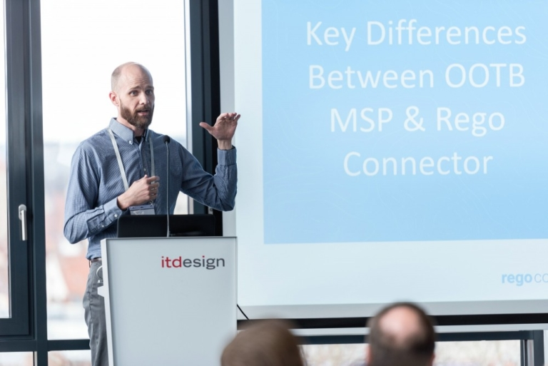 PPM Konferenz 2020 | Best of PPM: Rego Consulting, MSP Connector, Josh Childers