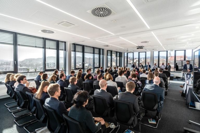 PPM Konferenz 2020 | Podiumsdiskussion: Das Clarity der Zukunft
