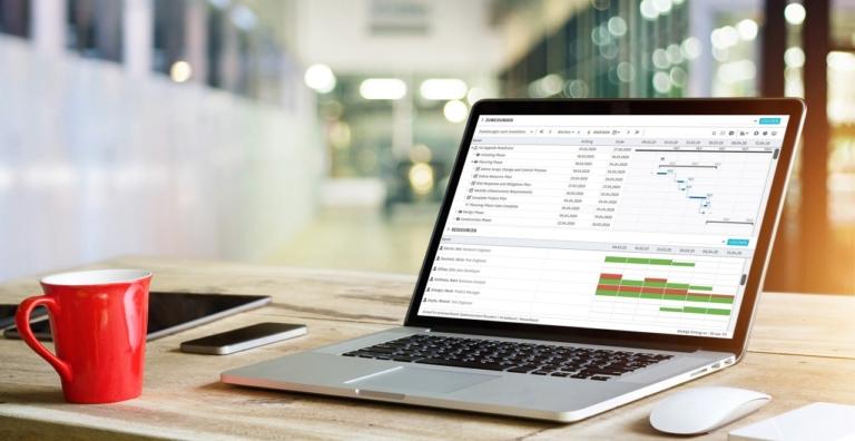 itd Advanced Resource Planning 8.0: Neues Design