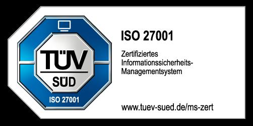 Informationssicherheit steht für uns an erster Stelle. Seit August 2019 ist itdesign zertifiziert nach ISO/IEC 27001:2013