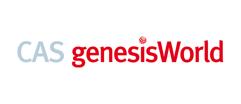 CAS genesisWorld Logo