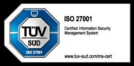 itdesign ISO 27001 Certificate Logo
